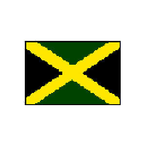 国旗 90 ジャマイカ