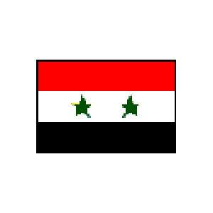 国旗 90 シリア