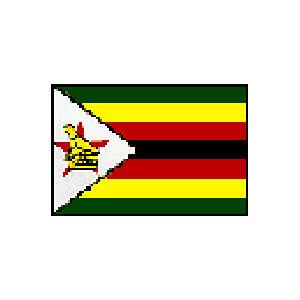 国旗 90 ジンバブエ
