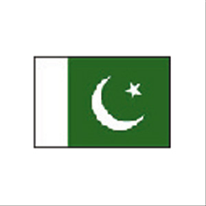 国旗 90 パキスタン