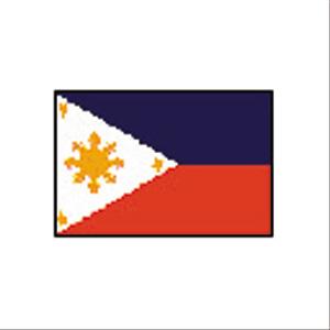 国旗 90 フィリピン