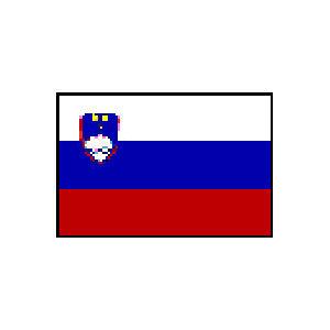 国旗120 スロベニア