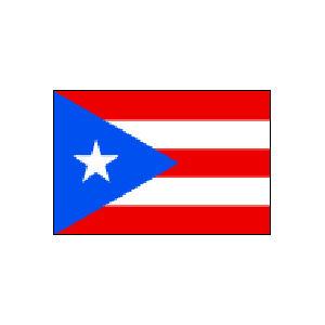 国旗121 プエルトリコ