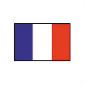 国旗120 フランス