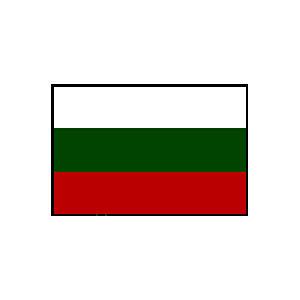 国旗120 ブルガリア