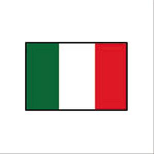 卓上国旗 イタリア