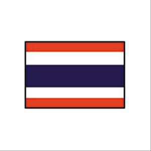卓上国旗 タイ