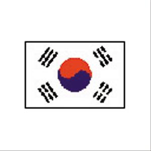 卓上国旗 大韓民国[韓国]