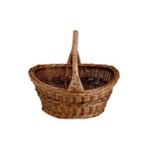 カゴ 籐製