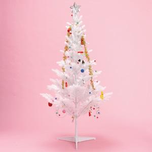 クリスマスツリー 180・白