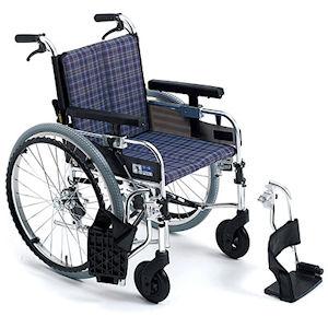 車いす自操式 MYU−226SW座幅40