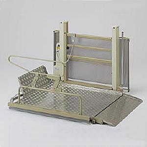 車椅子用電動昇降機 UD−650