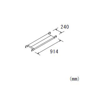 鋼製布板BKN324