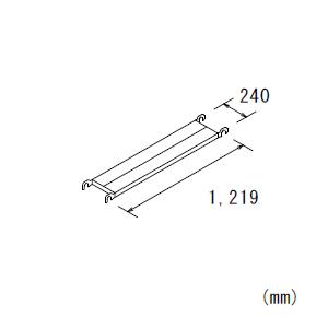 鋼製布板BKN424