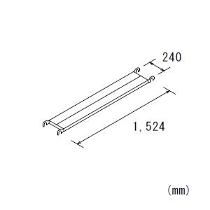 鋼製布板BKN524