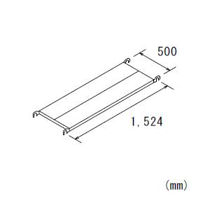鋼製布板BKN5