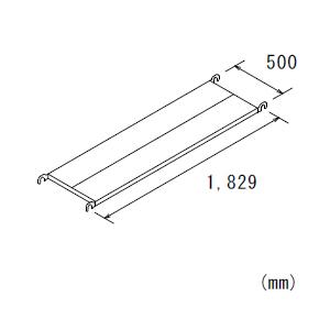鋼製布板BKN6