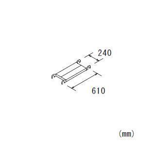 鋼製布板BKN224