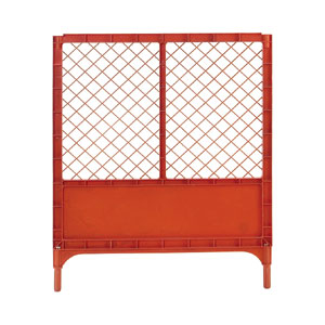 カラーフェンス100・120 橙