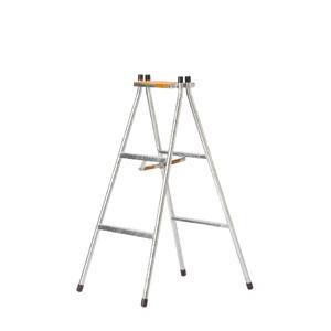 鉄製脚立ステップ付   4尺