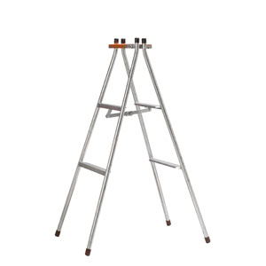 鉄製脚立ステップ付 4.5尺