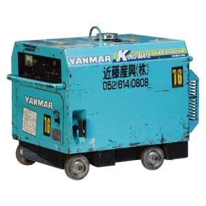 発電機  2KVA防音 ガソリン