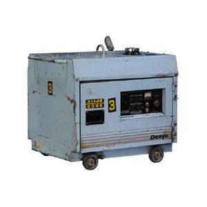 発電機2.4KVA防音 ディーゼル