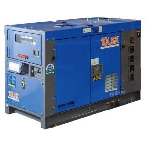発電機 10KVA防音 ディーゼル