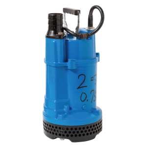 水中ポンプ 2吋 0.75KW 電極付