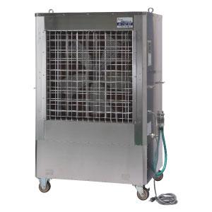 気化式涼風装置 移動オアシス