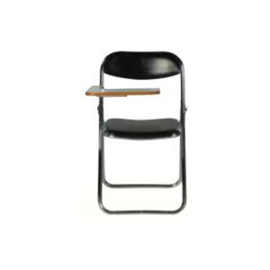 折りたたみテーブル付椅子