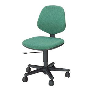 回転椅子CR−G152 布緑G2