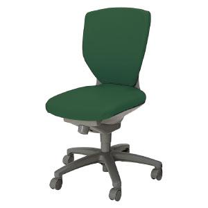 回転椅子CR−G252 布緑HP25