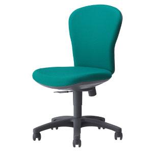 回転椅子CR−G210 布緑HS24