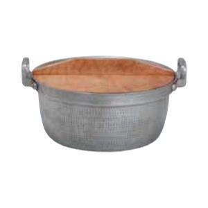 鍋 鋳物白打出し 45径