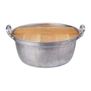 鍋 鋳物白打出し 51径