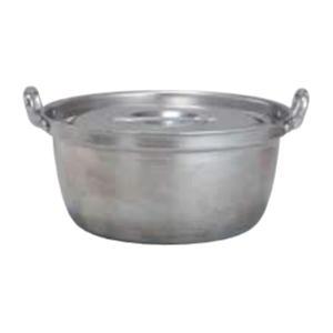 鍋 鋳物白打出し 54径