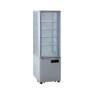 冷蔵ショーケース 4面ガラス