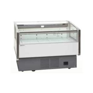冷蔵ショーケース199L オープン平型
