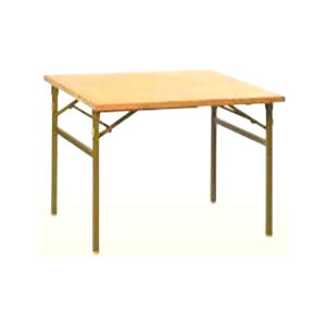 テーブル長型180・75無地