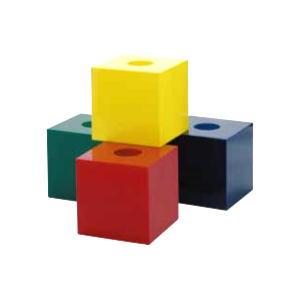 抽選箱40・40・40 アクリル製 黄