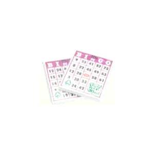 ビンゴカード追加50枚(販)