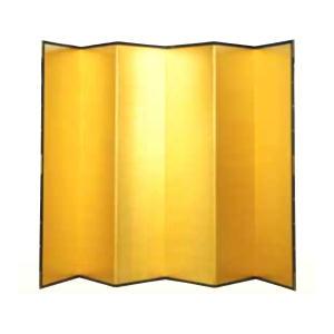 金屏風 6枚折 210・70