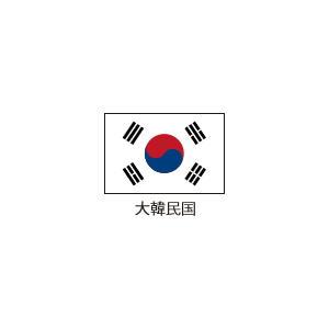 国旗120 大韓民国[韓国]