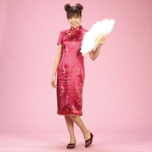 民俗衣裳 中国女風セット