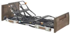 ベッド プラッツ ラフィオ3M連動木製